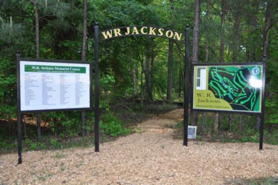 WR Jackson Memorial Course