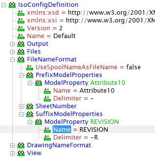 SetSuffixModelPropertyName and Delimiter
