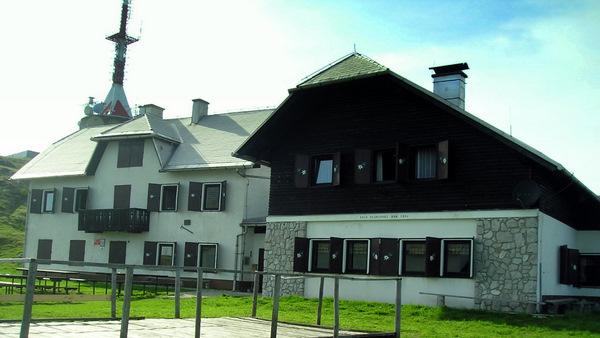 Dom na Uršlji pred prenovo