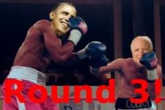 Obama vs McCain: Round 3