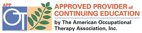 AOTA-Approved Provider of CEUs