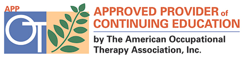 AOTA-Approved Provider of CEUs