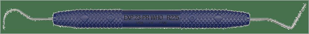 R225 Explorer/Probe 23/WHO