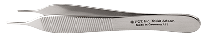 T080 Tissue pliers ADSON