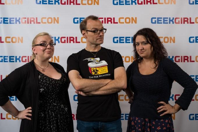 Geek Girl Con 2015