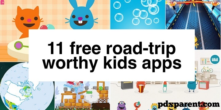 11 free kid apps