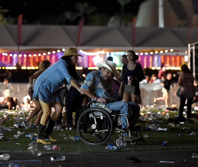 Riverside Woman Who Survived Las Vegas Shooting Feared She Wouldnt See Family Press Enterprise