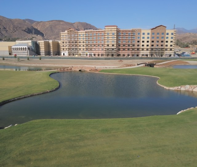 The New Soboba Casino Resort Is Scheduled To Open In The First Quarter Of 2019 Courtesy Of Soboba Casino Resort