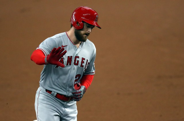 Walsh hit .203 last season and was 0 for 10 when he got sent down earlier this season. But he returned with the excess motion removed from swing, and he's been on a home run binge that has led to discussion about a larger long-term role.