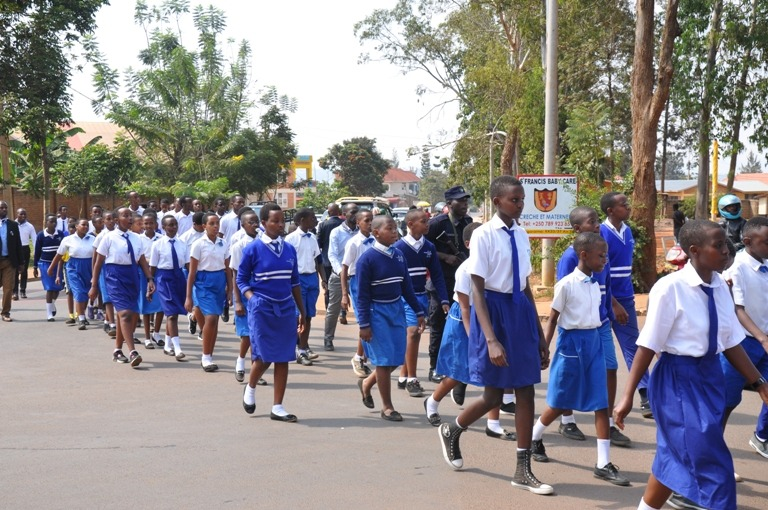 Education sector moves to inculcate peace values in young children (Rwanda)
