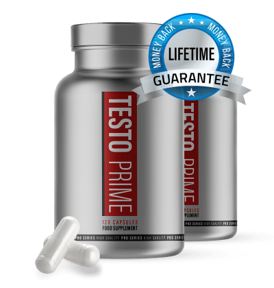 Testo Prime Lifetime Guarantee