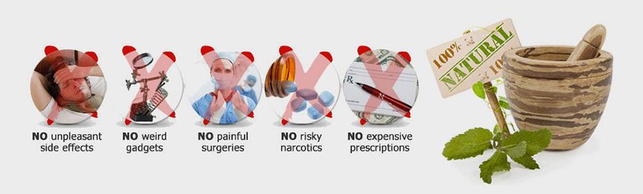 Volume Pills has 100% Natural Ingredients