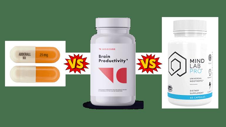 Mind Lab Pro vs Adderall vs Noocube  Peace Building Portal Review