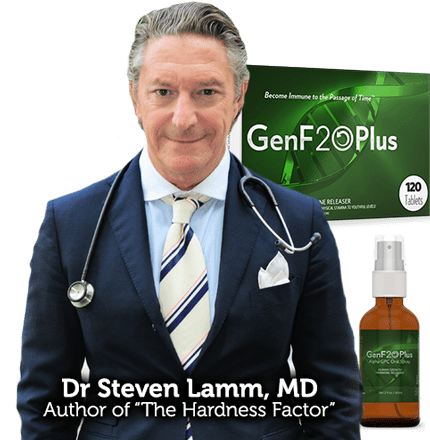 GenF20 Muscle HGH Releaser Recommended By Doctor Steven Lamm