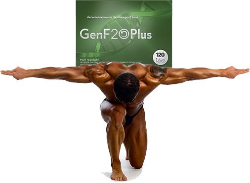 GenF20 Plus is the Best HGH Releaser