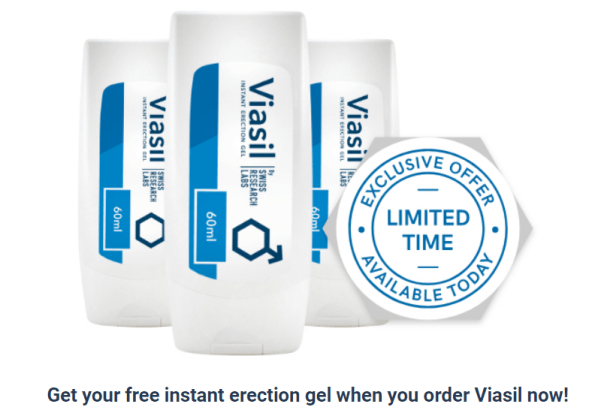 Viasil Bonus Gifts