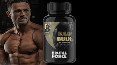 Brutal Force RadBulk vs RAD 140 Testolone