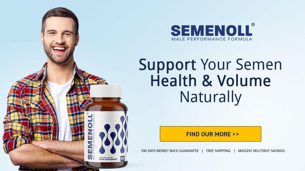Buy Semenoll Online From Official Website