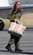 The Royal Luggage: A photo merge reveals the true meaning of a princess