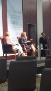 Fran Towsend at CSIS