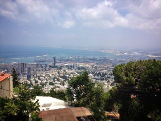 Haifa Port. PC: Eddie Grove