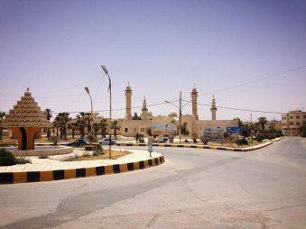 Jordan's first planned wind farm is here in Tafileh. PC: Eddie Grove
