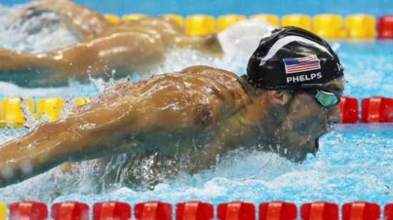 Michael Phelps, 200 meter butterfly