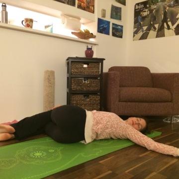 Yoga Poses for Digestion | Peaceful Dumpling