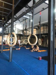 Gymnastic strength and olympic weightlifting in Canggu Bali
