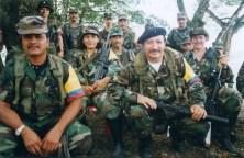 FARC's Mono Jojoy and Comrades