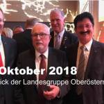 GrößenänderungVeranstaltungsrückblick Oktober 2018