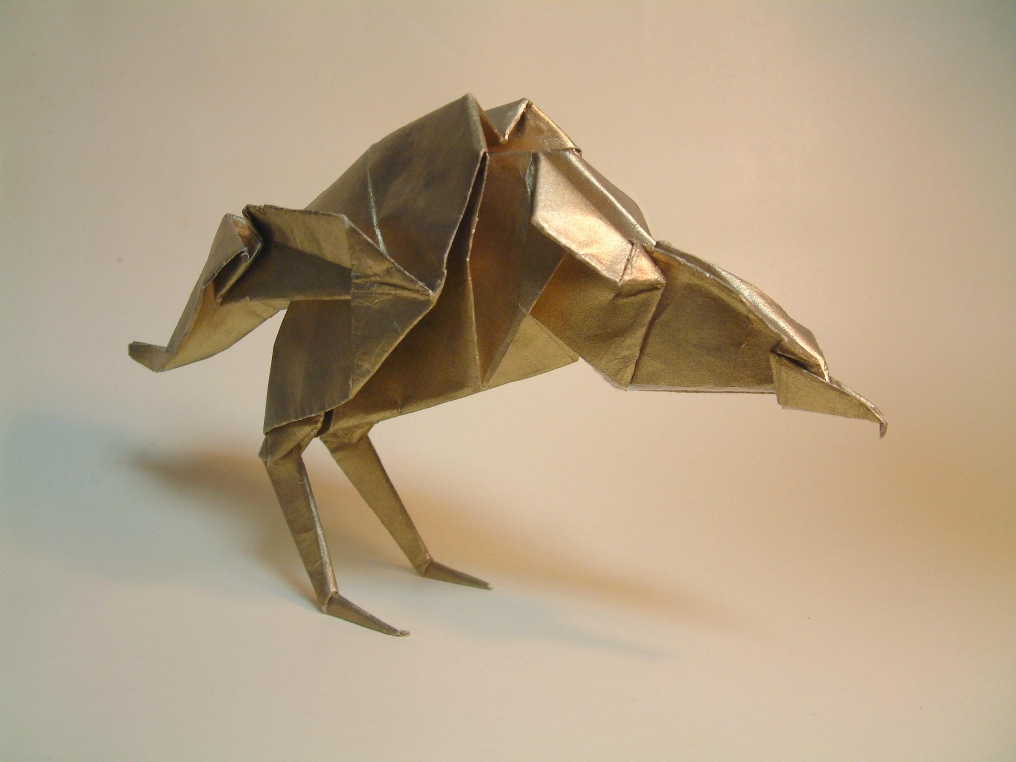 Origami Peace Tree Project Akira Yoshizawa
