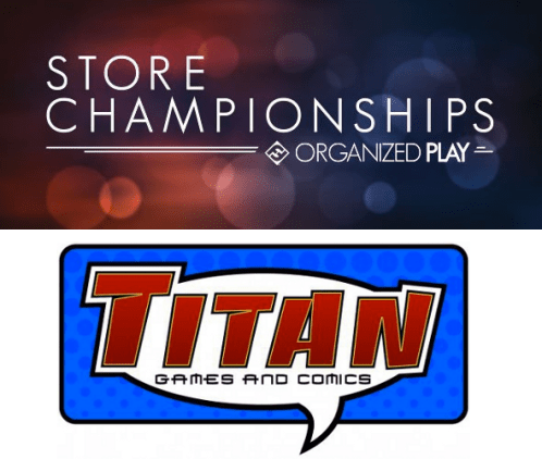 [Canceled] Informal Stream of Titan Comics & Games Store Championship – Saturday, Feb. 13th, 2016 @ Noon EST