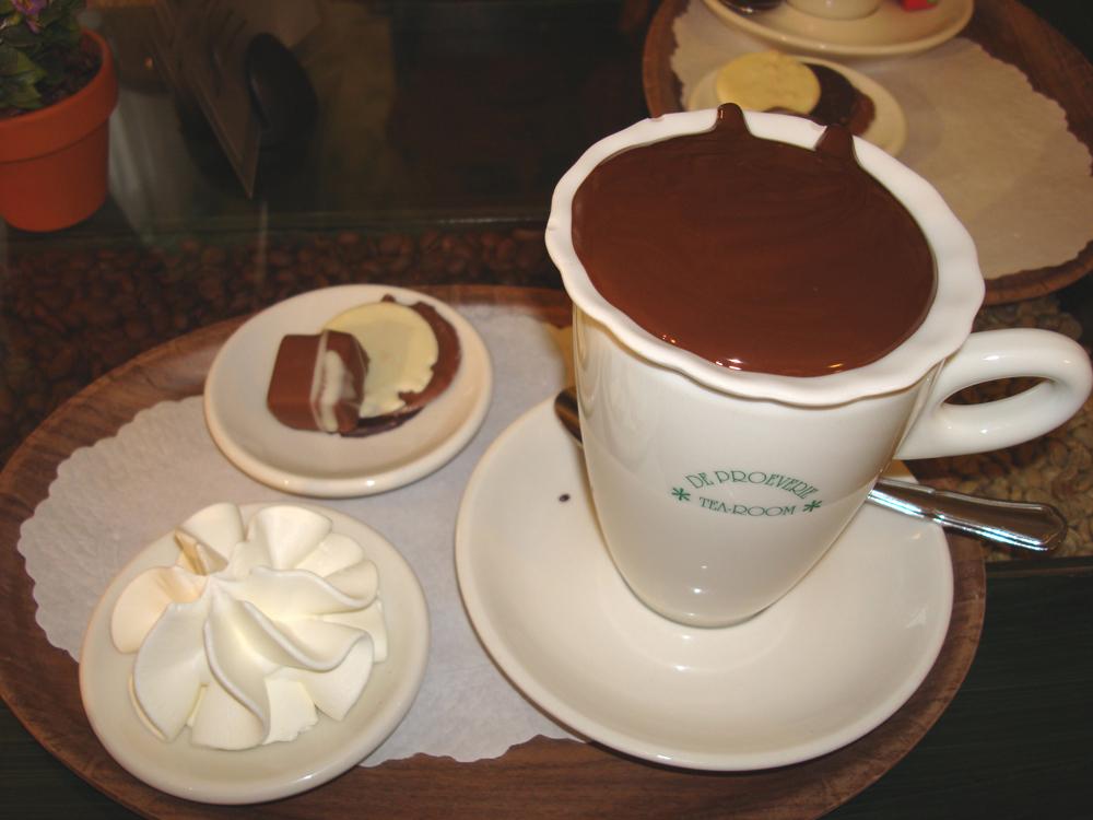 lapte cu ciocolata
