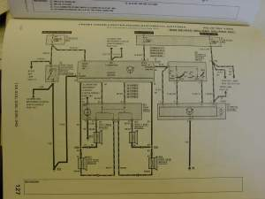 Need help with 87 560SEC wiring  PeachParts MercedesBenz
