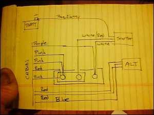 W123300TD charging problems Help!  Page 2  PeachParts MercedesBenz Forum