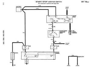Starter wiring diagram?  PeachParts MercedesBenz Forum