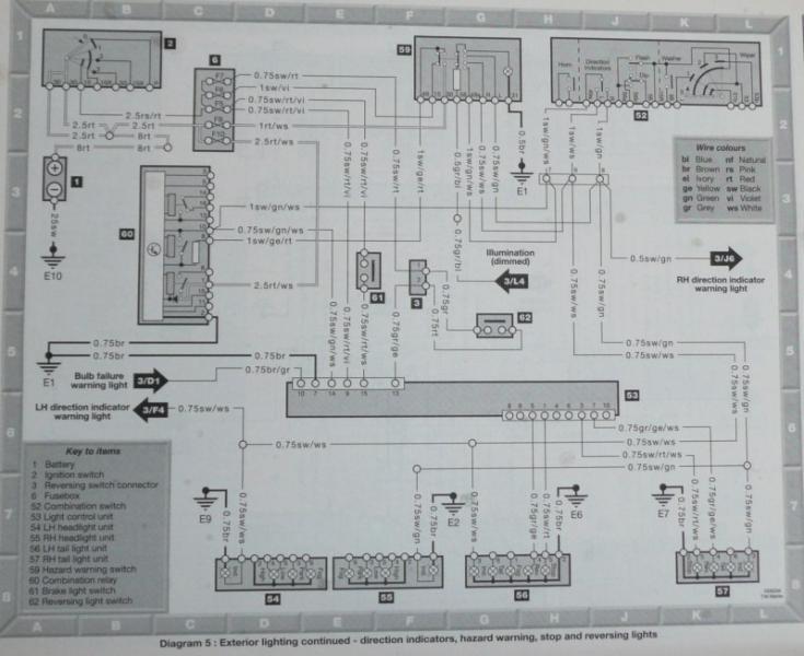 Diagram Of A 1993 Mercedes 300e Engine