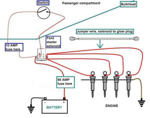 Help with wiring 300d bare engine  MercedesBenz Forum