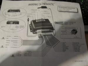 Avital 2101l Keyless Entry System Wiring Diagram  Somurich