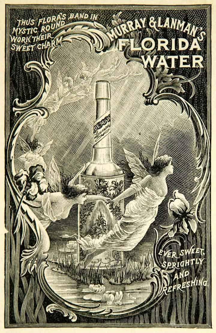 Resultado de imagem para agua florida murray y lanman