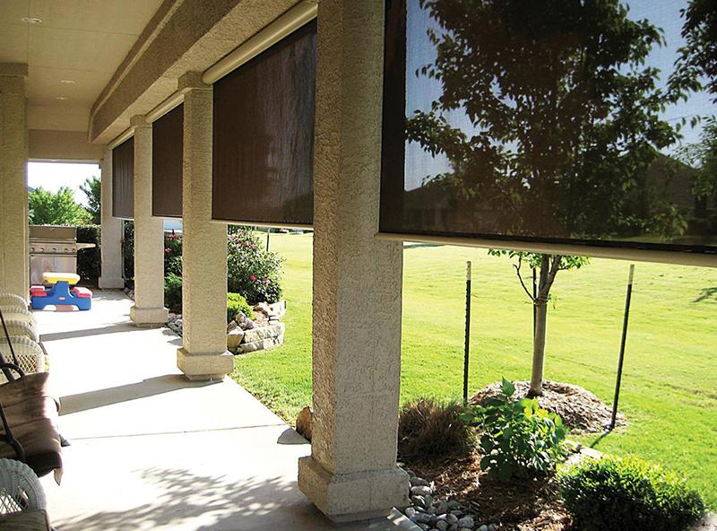 modern indoor outdoor patio spaces