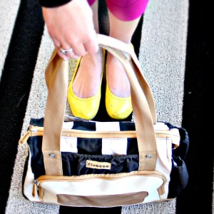 Road to Fitness: the Gym Bag that Saves Morning Workouts