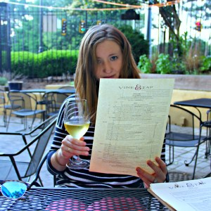 Dating My Husband – A Great Wine List