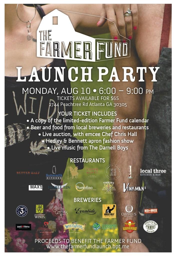 Farmer Fund Launch Flyer