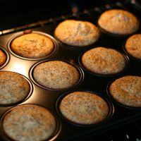 Muffins are like cupcakes' big badass brothers.