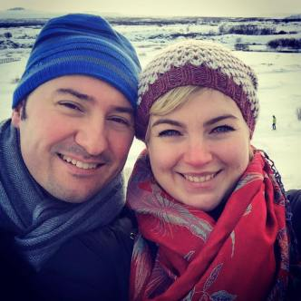 Us at Thingvellir