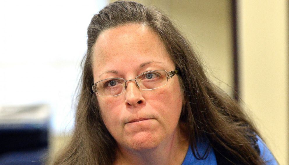 Judge Rules Ermold, Moore's Lawsuit Against Kim Davis Can Proceed