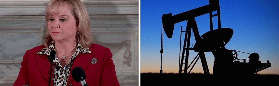 Mary Fallin's Oklahoma Oil Prayer