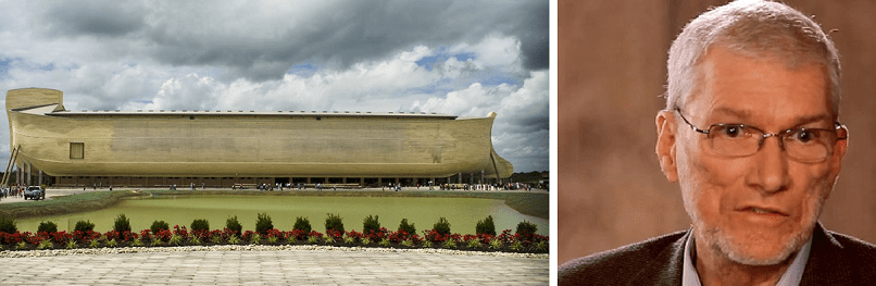 Ken Ham Has Trump-like Twitter Meltdown Over Ark Photos